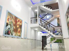 4 Phòng ngủ Nhà mặt tiền bán ở Thới An, TP.Hồ Chí Minh Nhà sau căn mặt tiền, nở hậu 4,17 x 18m gần bia Tiger, siêu thị, chợ, LH 0917.087.091