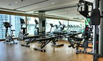 Communal Gym at Cosy Beach View