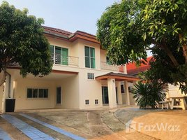 4 Bedrooms House for sale in Nong Prue, Pattaya 2 Storey Home In Nongkabok
