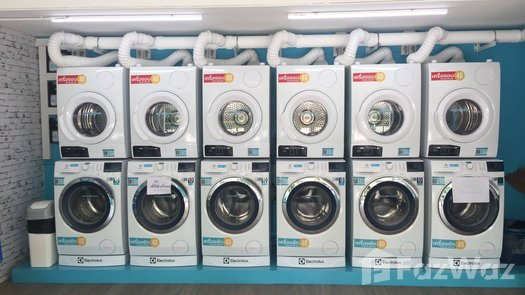 Photos 1 of the Laundry Facilities / Dry Cleaning at Smart Condo at Rama 2
