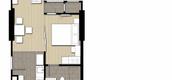 Unit Floor Plans of Q Chidlom-Phetchaburi