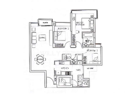 3 Bedrooms Apartment for sale in Yew tee, West region Choa Chu Kang Street 64