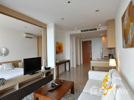 罗勇府 Chak Phong The Oriental Beach Condominium 1 卧室 公寓 租