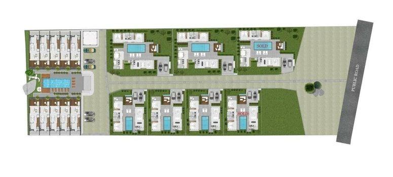 Master Plan of Sunway Villas - Photo 1