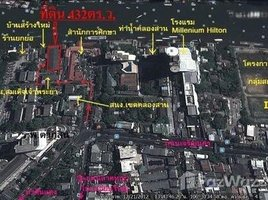 N/A Land for sale in Khlong San, Bangkok Beautiful Land For Sale