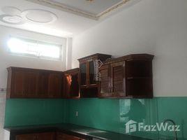 4 Phòng ngủ Nhà mặt tiền bán ở An Lộc, TP.Hồ Chí Minh Bán nhà mới 100% full nội thất, SHR, đường Võ Văn Kiệt, Q. 8 hoàn công. Sang tên công chứng liền