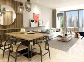 迪拜 Vida Residences Dubai Marina 1 卧室 顶层公寓 售