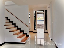 4 Bedrooms Townhouse for sale in Khlong Chaokhun Sing, Bangkok Metro Life Lat Phrao 91