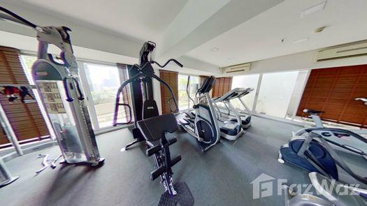 3D Walkthrough of the Communal Gym at My Resort Bangkok