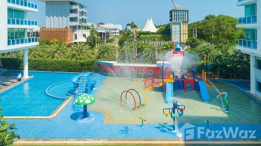 3D Walkthrough of the สระว่ายน้ำสำหรับเด็ก at My Resort Hua Hin
